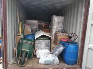 Перевозка вещей в Уругвай