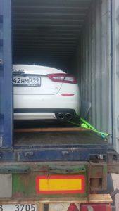 Перевозка автомобиля в Израиль