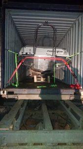 Перевозка катера в Таиланд