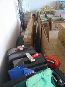 Перевозка вещей в Кувейт