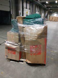 Перевозка вещей из США