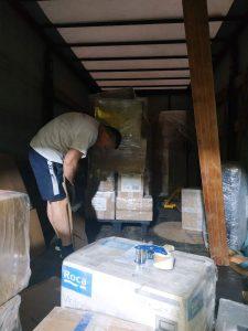 Перевозка вещей в Бразилию