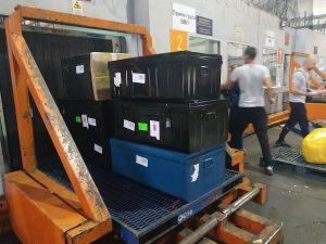 Перевозка вещей в Дубаи